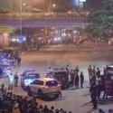 Pagar Nusa Turunkan Pendekar Terbaiknya Siaga Di Lokasi Bom Kampung Melayu