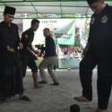 Gelar Sepak Bola Durian, Pagar Nusa Tegaskan Akan Tendang Radikalisme