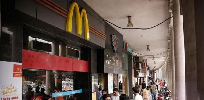 Restoran Cepat Saji McDonald's India Tuai Kecaman Pasca Kantongi Sertifikat Halal