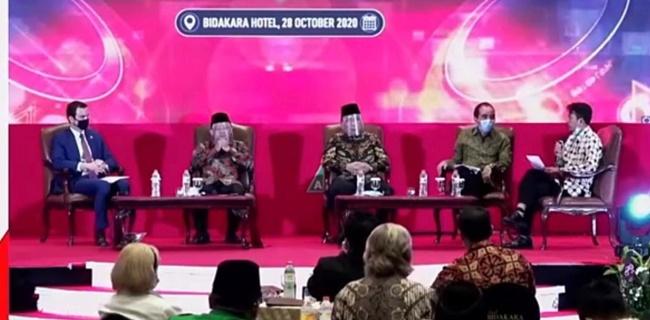 Katib Aam PBNU: Kawal Pancasila, Menghormati Perbedaan Adalah Kekuatan Bangsa Indonesia