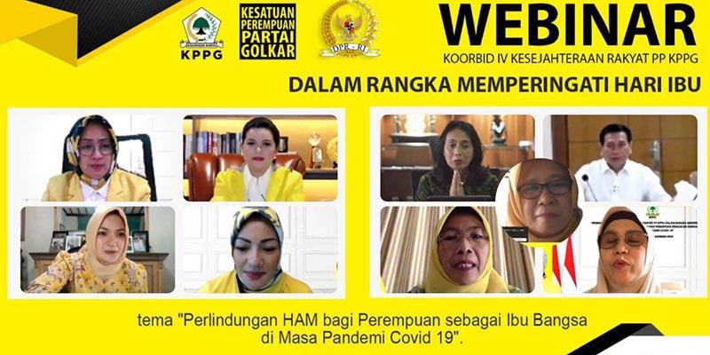 KPPG: Kaum Perempuan Perlu Bersatu Dalam Hadapi Tantangan Masa Kini
