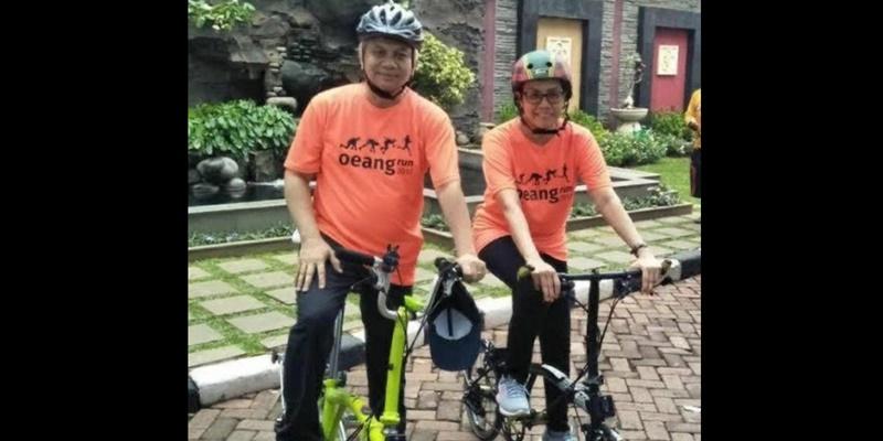 Dirjen Pajak Ingatkan Sepeda Masuk SPT, Don Adam: Brompton-nya Bu Menkeu Sudah Dilaporkan?