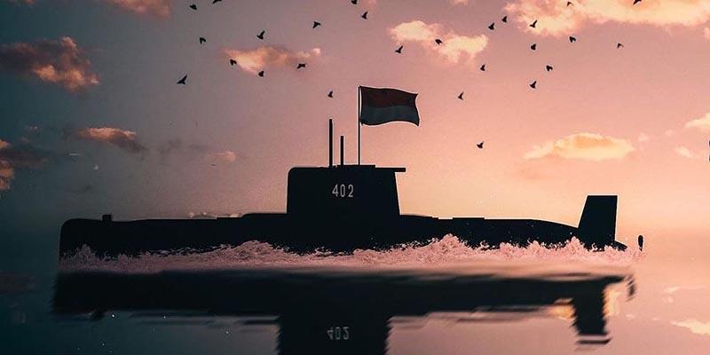 Danseskoal: KRI Nanggala-402 Akan Hancur Berantakan Jika Diserang Kapal Asing