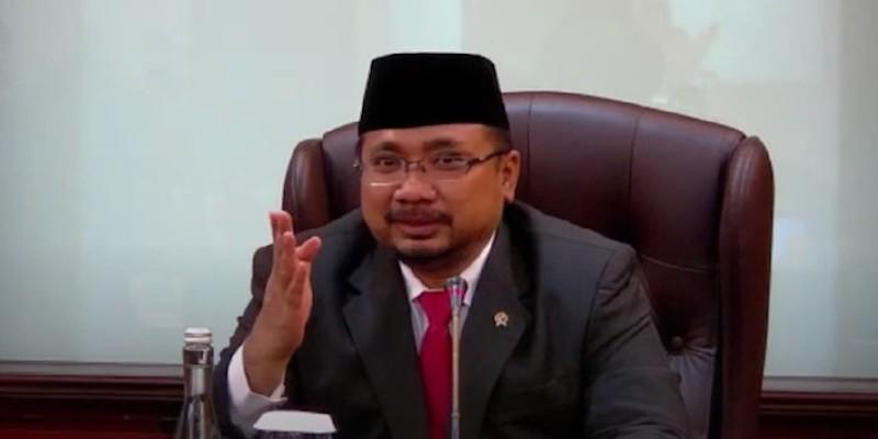 Saran PKS, Gus Yaqut Kembalikan Masalah Pembacaan Doa Ke ...