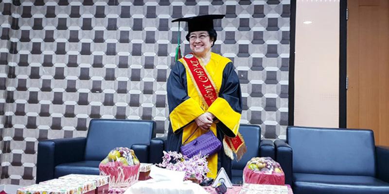 Kemendikbudristek: Profesor Untuk Megawati Bukan Gelar, Tapi Jabatan Gurubesar