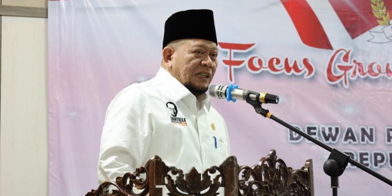 Disorot Presiden, LaNyalla Minta Kepala Daerah di Jatim Optimalkan Isolasi Terpusat
