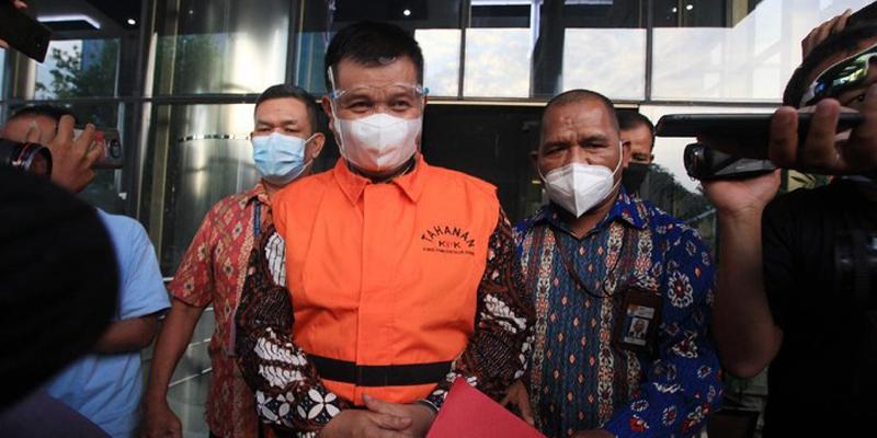 Berkas Penyidikan Selesai, KPK Limpahkan Aa Umbara Sutisna Ke JPU