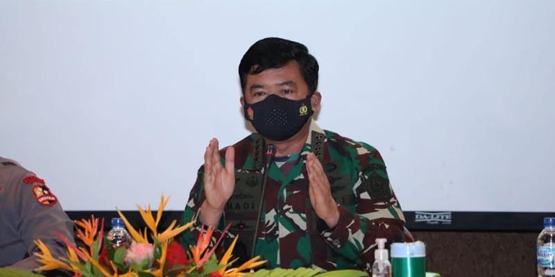 Rebutan Panglima TNI