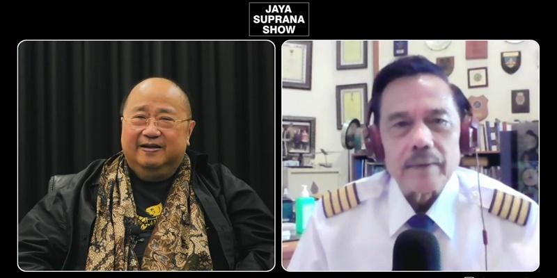 Chappy Hakim: Garuda adalah Ambassador Indonesia dan Harus Diselamatkan!