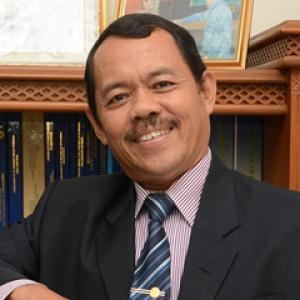 Calon Rektor, Mas Iman Kusnandar Siap Majukan Untirta