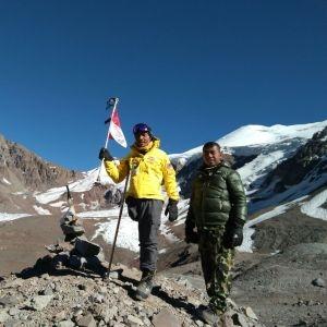 Doa Adalah Mantra Kekuatan Bagi Para Pendaki