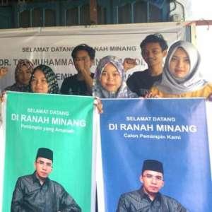 Pemuda Tani Sumbar Dukung TGB Zainul Majdi Jadi Pemimpin Nasional