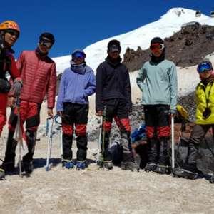 Tim Garuda Muda RMOL Siap-siap Kibarkan Merah Putih Di Puncak Tertinggi Elbrus