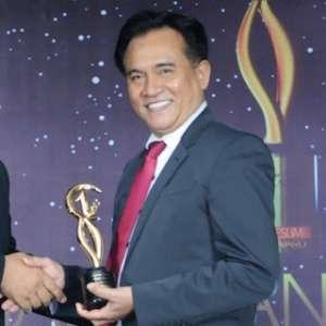 Terima Penghargaan MoeslimChoice Award, Yusril Akan Berikan Yang Terbaik Untuk Umat