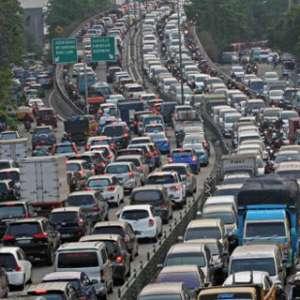2019 Kemacetan Diprediksi Lebih Parah
