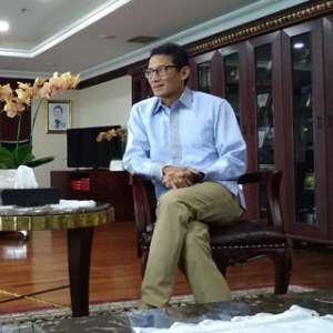 Sandiaga Uno: Alhamdulillah Bisa Datang Ke Parlemen
