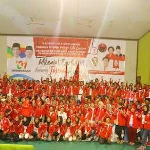 Brando: Kader TMP Harus Berani Menangkan Jokowi