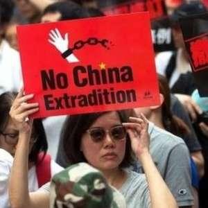 Besok, Jutaan Warga Hongkong Bakal Turun Lagi Ke Jalan