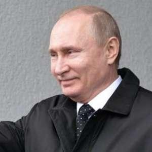 Ucapan Selamat Lebaran Dari Putin