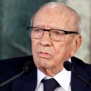 Kondisi Kesehatan Memburuk, Presiden Tunisia Dilarikan Ke Rumah Sakit