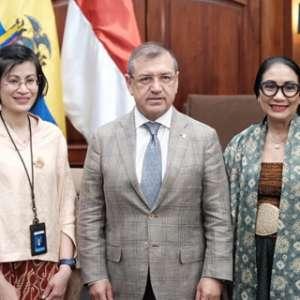KBRI Quito Fasilitasi Peningkatan Perdagangan Dengan Ekuador