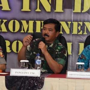 Di Jayapura, Panglima TNI: Indonesia Rumah Besar Yang Harus Kita Jaga Bersama