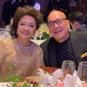 Perayaan Perkawinan Emas Peter & Purnama Gontha