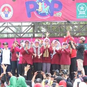 POP 2019 Juga Sebagai Ajang Menjalin Persaudaraan Di Kalangan Perempuan Indonesia