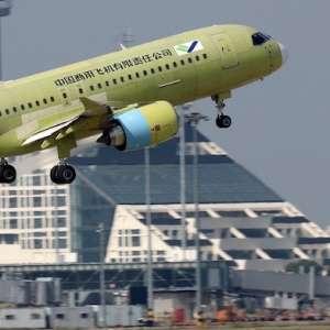 Pesaing Airbus Dan Boeing Dari China Semakin Gagah