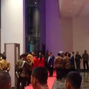 Akhirnya, Megawati Datang Di Harlah Partai Nasdem