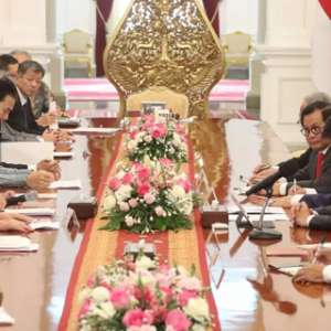 Inilah Yang Dibahas Jokowi Dengan Investor Kelas Kakap Jepang