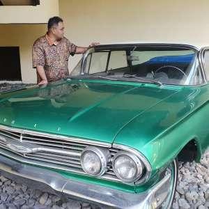 Mobil Tua Che Guevara