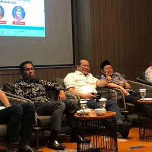 Ketua DPD: Libatkan Pengusaha Lokal Dalam Mengisi Pembangunan Nasional