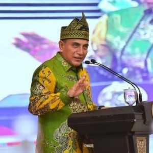 Mirip Ucapan Jokowi, Gubernur Sumut Tegaskan Kembali Soal Sawit