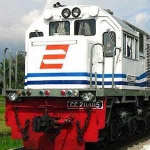 Perjalanan Empat KA Tujuan Semarang Disetop Hingga 30 April