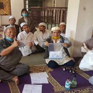 Alhamdulillah, 10 WNI Yang Sebelumnya Positif Covid-19 Di India Telah Sembuh