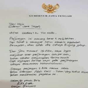 Puisi Untuk Tim Medis Dari Gubernur Jawa Tengah, Pahlawan Kemerdekaan