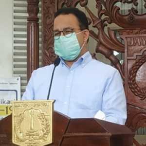 Anies Akan Minta Petunjuk Ulama Dalam Menyambut Ramadhan Di Tengah Corona