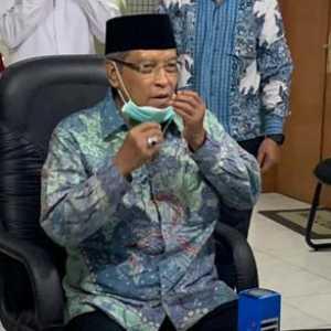 Putus Penyebaran Covid-19, Kiai Said Aqil Imbau Umat Islam Salat Tarawih Dan Idul Fitri Di Rumah Saja