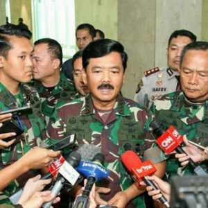 Panglima TNI Mutasi 16 Perwira Tinggi, 12 Dari Angkatan Darat