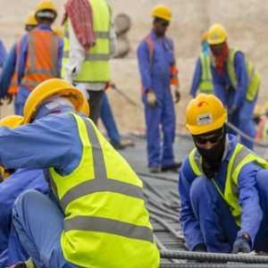 Gaji Tak Dibayar, Pekerja Bangunan Stadion Piala Dunia Qatar 2022 Mengadu Ke Pengadilan