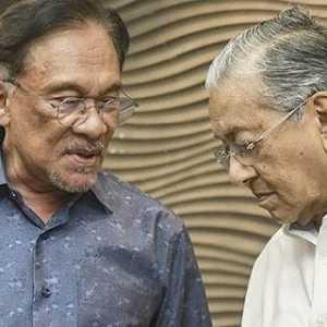 Tolak Proposal Mahathir, Pakatan Harapan Akan Ajukan Anwar Ibrahim Jadi Kandidat Perdana Menteri?