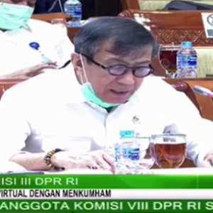 Era New Normal, Kementerian Hukum Dan HAM Siapkan Protokol Kesehatan Warga Binaan