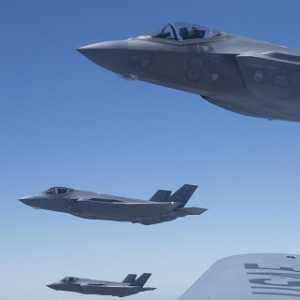Dapat Lampu Hijau Dari AS, Jepang Akan Tambah 105 Unit F-35