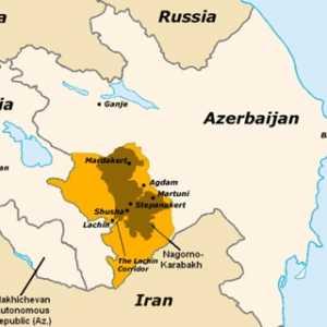 Armenia-Azerbaijan Dalam Lingkup Nagorno-Karabakh,  Dunia Kecil Yang Menyimpan Api Dalam Sekam
