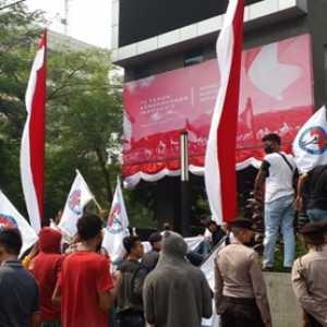 Geruduk Kemendag, Gema Muda Protes Kebijakan Impor Hanya Akan Membunuh Petani Indonesia