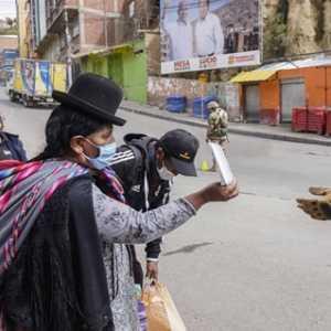 Antisipasi Infeksi Baru Di Sekitar Pemakaman, Bolivia Membuat Kuburan Massal Untuk Korban Covid-19