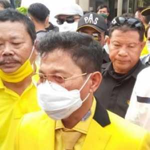 Sachrudin Pimpin Partai Golkar Tangerang Periode 2020-2025