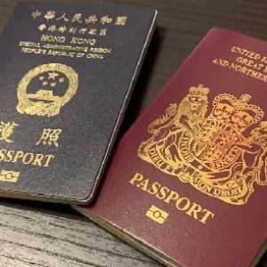 Inggris Buka Jalur Kewarganegaraan Bagi Penduduk Hong Kong Mulai Januari 2021