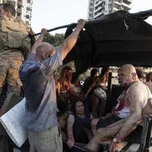 Aksi Solidaritas, Qatar-Irak-Kuwait Kirim Bantuan Medis Ke Lebanon